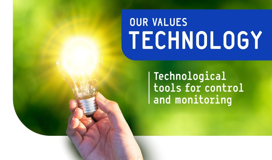 our valus-Technology