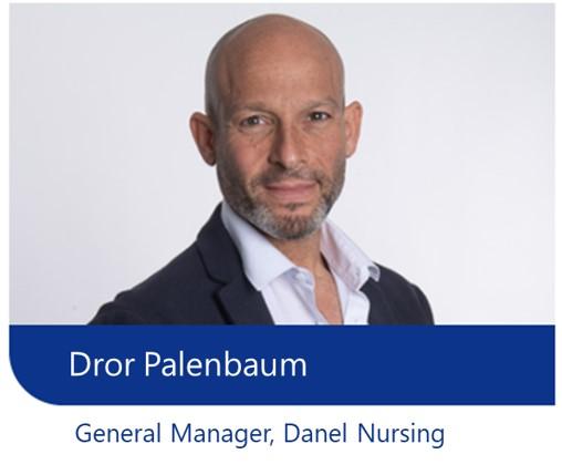 dror palenbaum,general manager, danel nursing