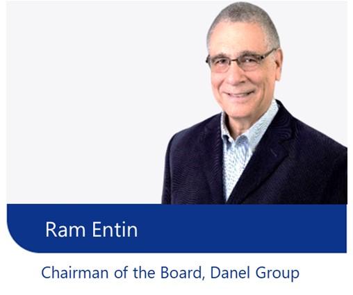 ram entin chairman of board