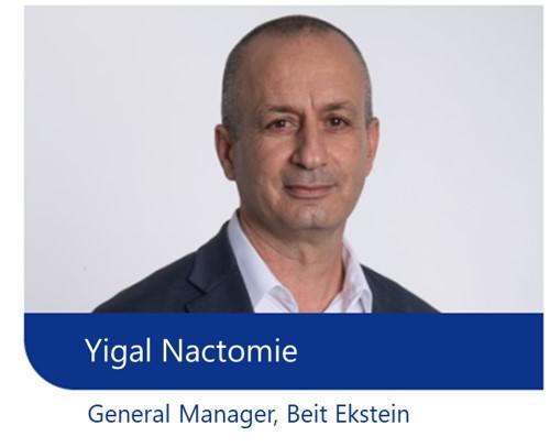 yigal nactomie