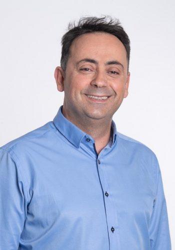 חנן אדרי, מנהל אשכול דנאל משאבי אנוש